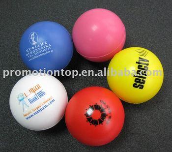 anti stress ball stress pu ball
