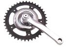 bicycle parts chainwheel crank/city bike chainwheel/lady bike chainwheel