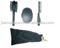 Dog cleaning tools bulk pet brush kit
