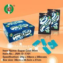 Super Cool Mint /xylitol/ mint chewing gum