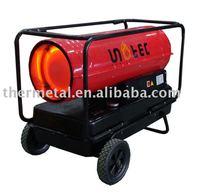 Portable space diesel heater
