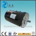 10kw 96V separately excited EV dc motor