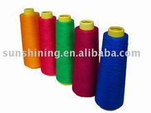 Color Viscose Spun Yarn for knitting
