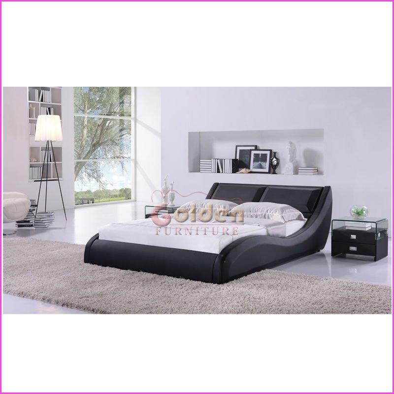 Nueva llegada de dise o italiano moderno camas de madera - Camas diseno moderno ...