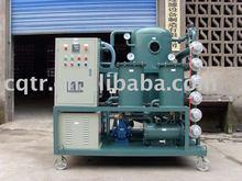 ZJB 100KV Transformer Oil Filtration Unit, Dielectric Oil Purifier Machine