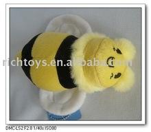 plush bee toy