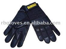 Sheepskin leather working glove