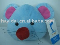 Plush mouse bag/cute baby doll Model:QB001