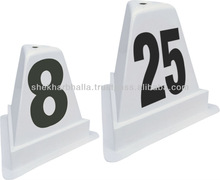 Vinex Lane Markers, Track & Field Accessories