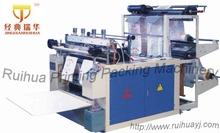 Computer Heat-sealing & Heat-cutting polythen bag making machine