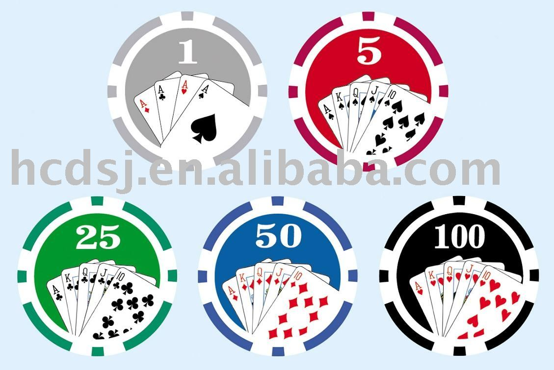 Are poker chips worth money