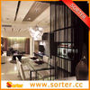 unique fashionable decorative fringe curtain/ elegant fashionable curtain