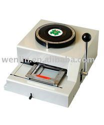 Wenlin-3000 Indenter machine code marking equipment smart card making machine