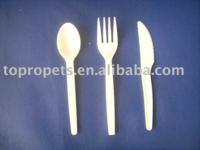disposable utensil,biodegradable utensil,psm utensil,biodegradable cutlery