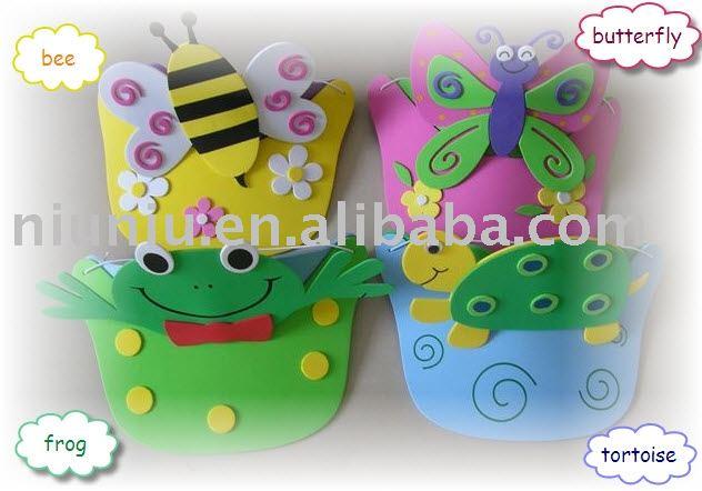 Coroful de espuma EVA sombrero de los niños-Sombreros y Gorras de ...