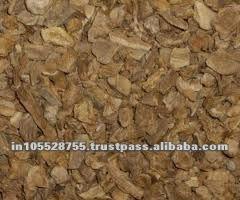 Hierbas medicinales - cedoaria raíces