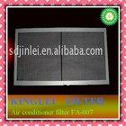 Air-conditioning filter aluminum frame PP fiber mesh
