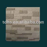 polyurethane faux rock panel