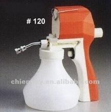 Aerosol Platic textil limpieza Gun