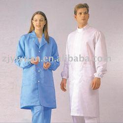 ESD/anti-static/clean room garment