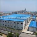 rápida instalación de casas prefabricadas