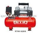 Mini 12V car air compressor