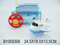 2CH RC airplane