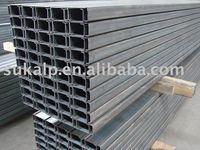 C Type Steel purlin