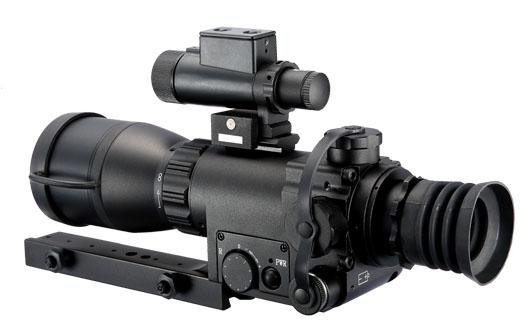 MK-350 rifle scope