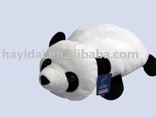 Panda shape plush pillow/cushion