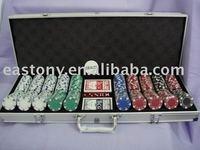 500pcs Poker Chips Sets