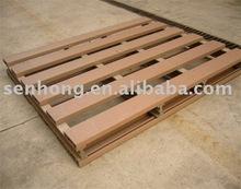 wpc pallet,wood plastic composite pallet,packing pallet