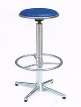 Giratória de alta qualidade chrome bar stool