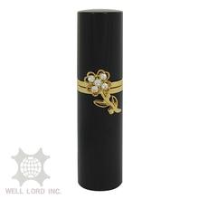 Trial Sized Eau De Parfum Mister Packaging with gold ornament OEM