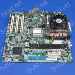 Designjet 4000 4500 - Main logic PC board - Includes processor and heatsink Q1273-60250
