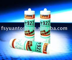 YT922 Acid Silicone Glass Sealant