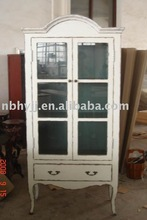 H08003 solid wood french style cabinet