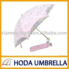 embroidery Silk Umbrella