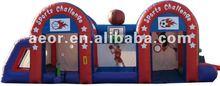 Inflatable football&basketball,baseball sport game