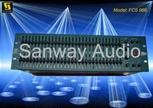 Audio Processor, Graphic Equalizer ( FCS 966 )