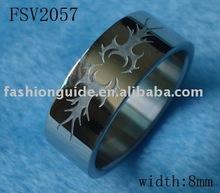 316l men's stainless steel rings