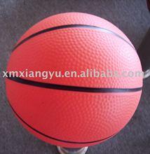 Mini PVC Toy Basketball