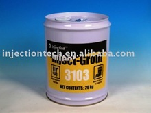waterproofing polyurethane injection grout 3103
