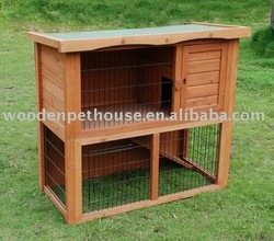 Wooden Rabbit Hutch,Rabbit house,Rabbit Cage,Rabbit Run