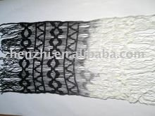 100%ACRYLIC knitting shawl