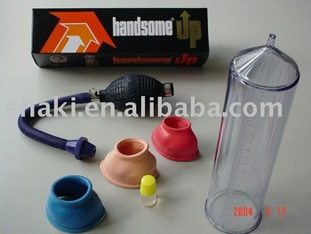 handsome UP penis pump ,Male enhancement device