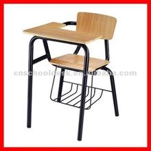 Multiplying wood tablet chair/school furniture