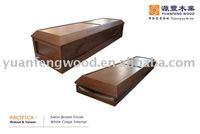 PACIFICA paper coffin