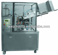 GJGF-2 Auto silicone sealant filling and tail sealing machine