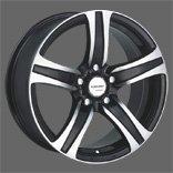 """18"""" aluminium car wheel"""